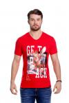 Camiseta Back Vermelha