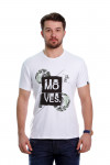 Camiseta Moves Branca
