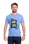 Camiseta Moves Azul