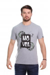 Camiseta Moves Mescla