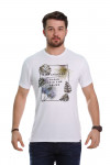 Camiseta Palm Branca