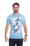 Camiseta Born Azul