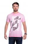 Camiseta Born Rosa