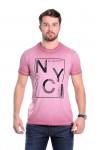 Camiseta NYC Bordo